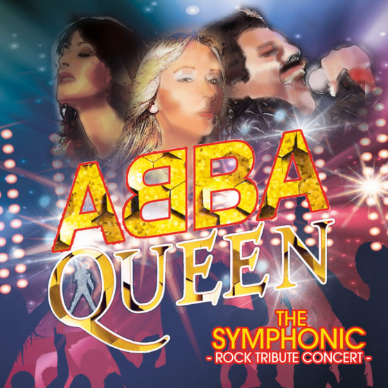 ABBA-QUEEN, the symphonic, rock tribute