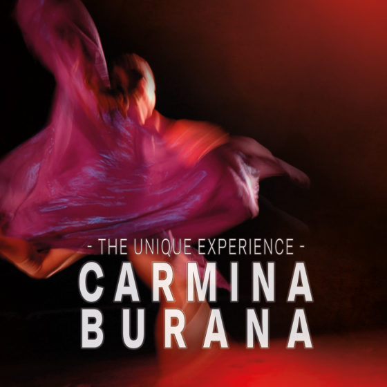 Carmina Burana, unique experience, palais des beaux-arts, paleis voor schone kunsten, palace of fine arts