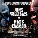Hans Zimmer vs John Williams, Orchestre, 70 musiciens, meilleures musiques de film en concert