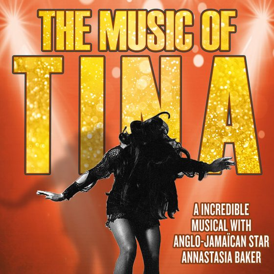 The-Music-Of-Tina_a incredible show with anglo-jamaican star : Annastasia Baker