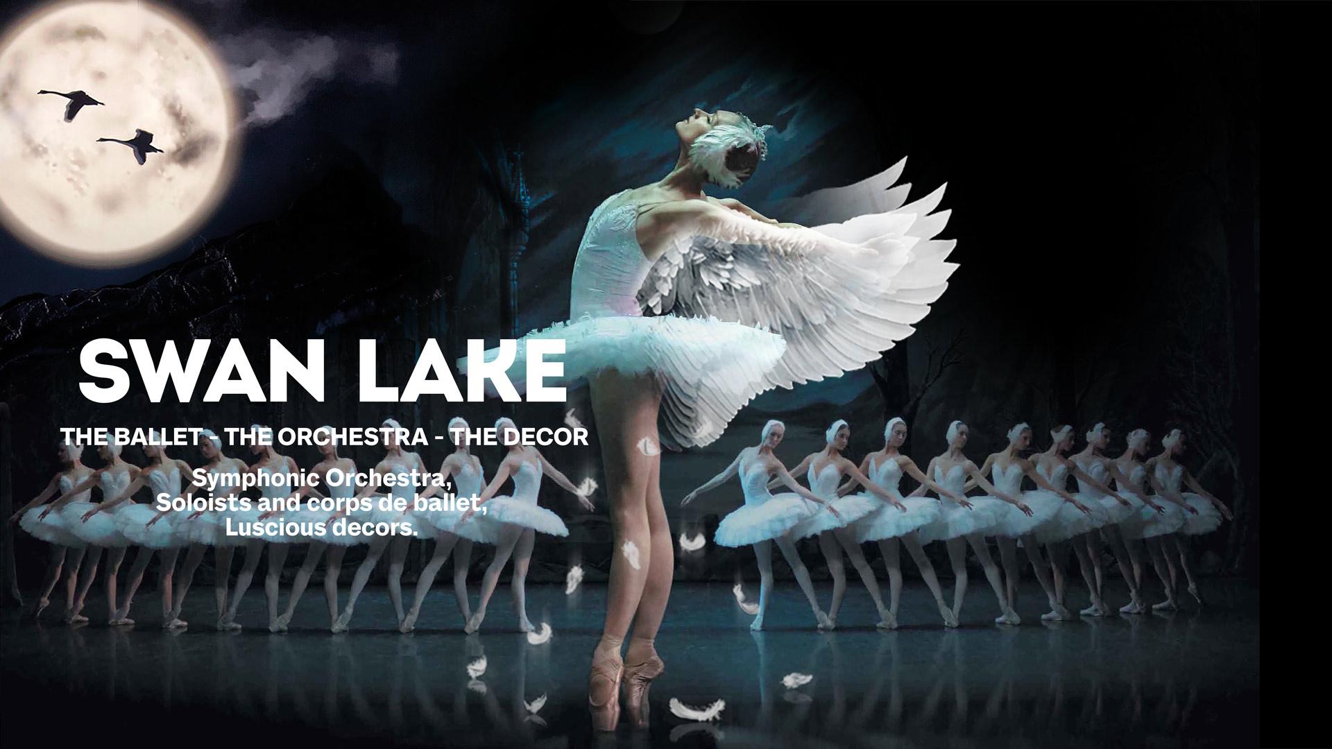 Lac Des Cygnes, Het Zwanenmeer, Swan Lake