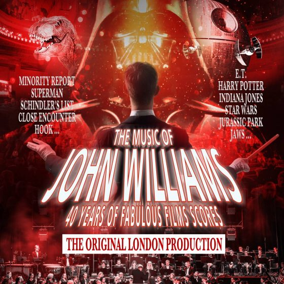 The music of John Williams, 40 years of fabulous films scores, original London production