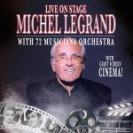 Michel_Legrand with 72 musicians orchestra