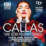 Maria Callas, une voix pour l'éternité, Basilique de Keokelberg