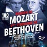 Le Requiem de Mozart et la 9ème symphonie de Beethoven