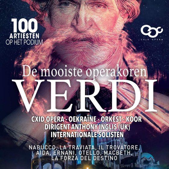 Verdi de mooiste operakoren, Basiliek van Koekelberg
