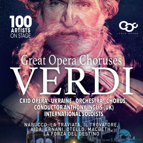 Verdi, Great opera choruses, Basilica of Koekelberg