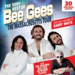 "THE VERY BEST OF BARRY WHITE & THE BEE GEES ! "" THE MASSACHUSETTS TOUR"" A dancing, singing, fabulous evening."
