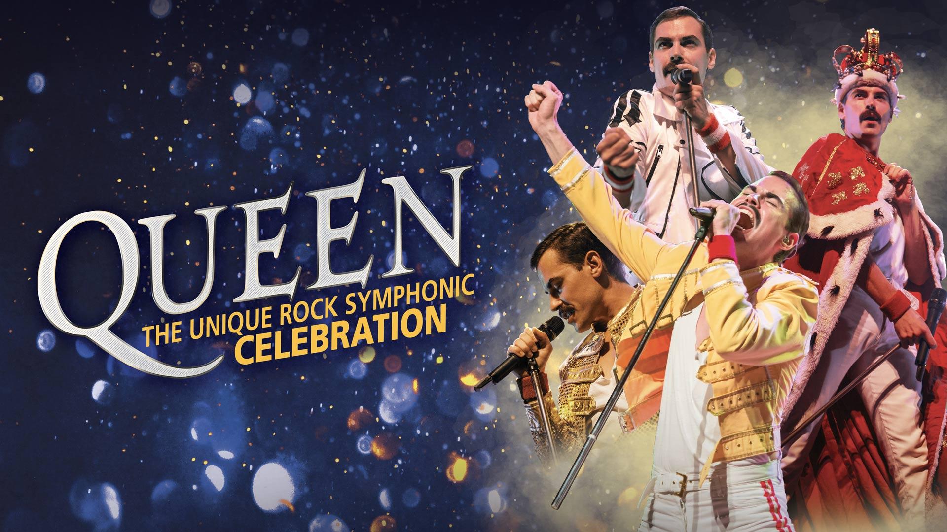 Queen, The Unique Rock-Symphonic Celebration