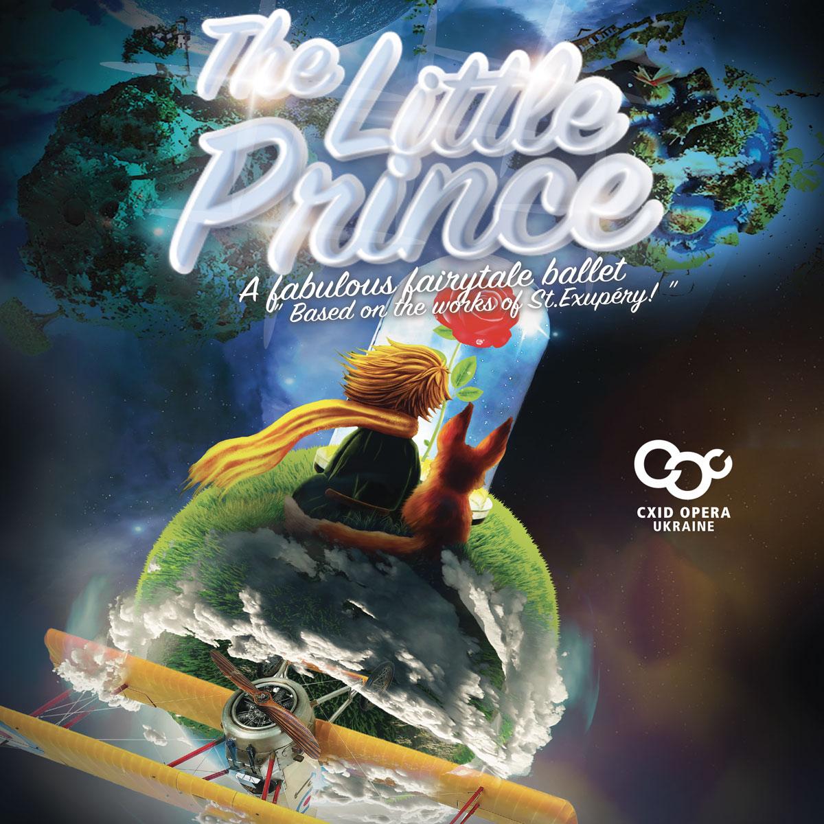 The Little Prince, a fabulous fairytale ballet