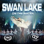Swan lake on the water, Wolrd Premiere, Cxid Opera Ukraine
