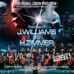 The Original London Production! Hans Zimmer vs John Williams, Met 70-koppig priest, de best filmmuziek in concert!; Uitzonderluik succes