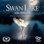 Swan lake on water, World TOUR 2020, Cxid Opera Ukraine