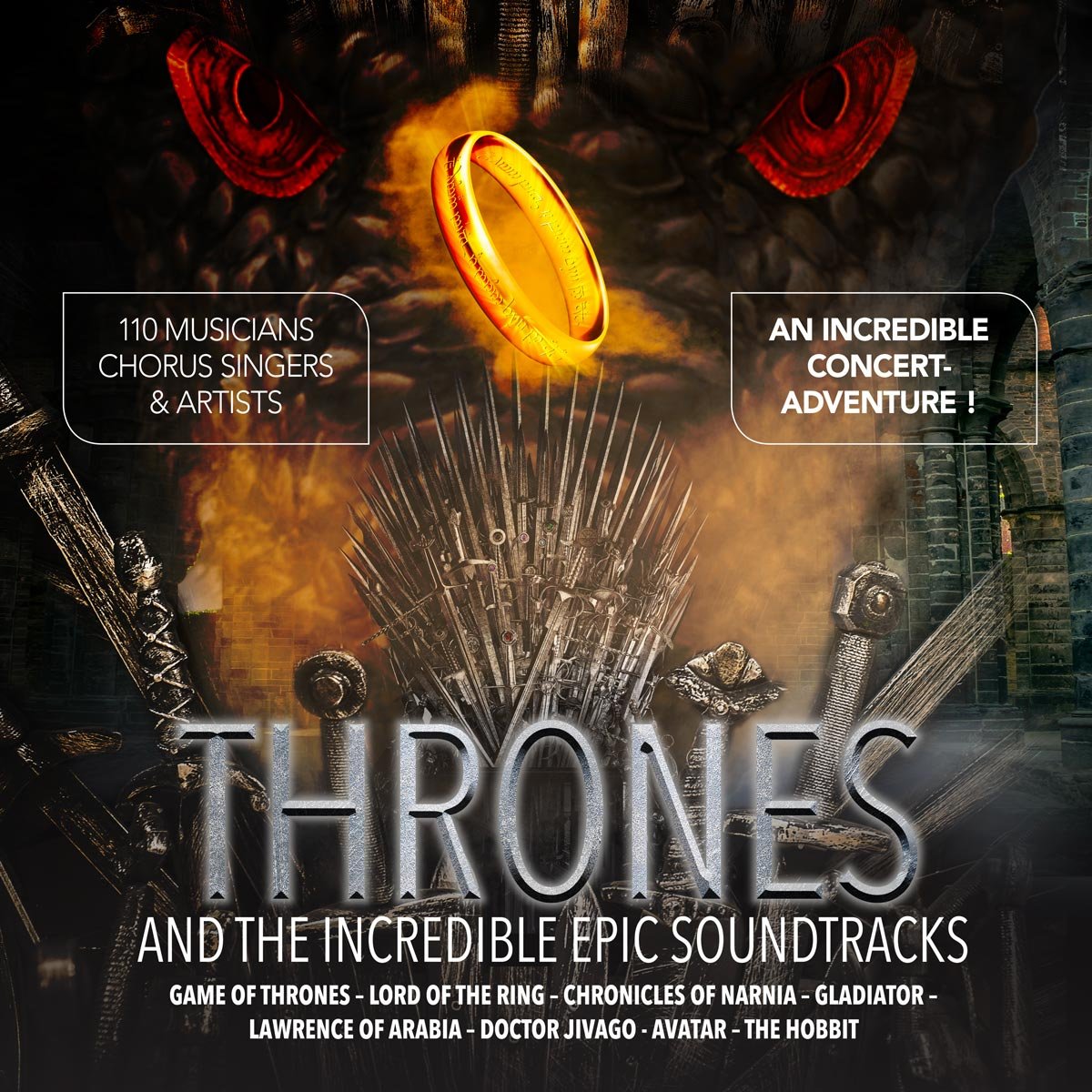 Thrones, and the incredible epic soundtracks