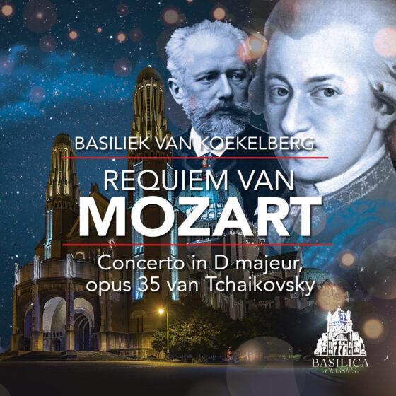 Requiem van Mozart, Concerto in D majeur, opus 35 van Tchaikovsky, Nationale Opera van Oekraïne
