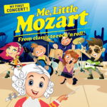 Me, Little Mozart, From classic to rock'n roll