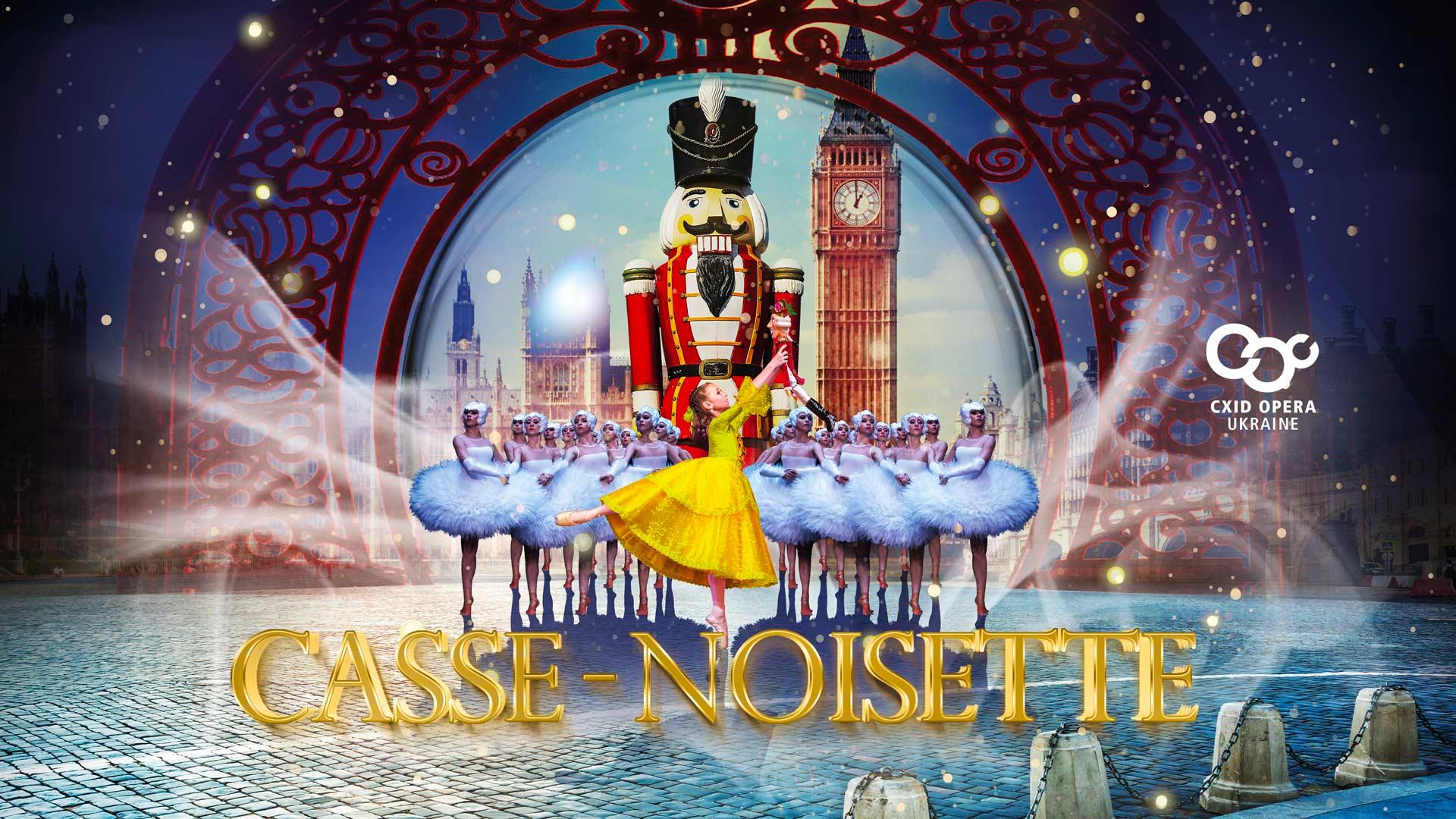 Casse-Noisette 2021, London